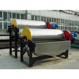Wet Drum Permanent Magnetic Separator