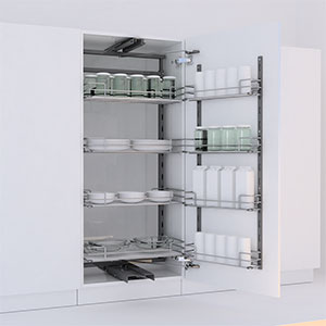 Tandem Pantry Pull Out SB1250