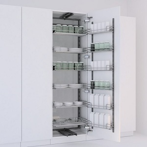 Tandem Pantry Pull Out Solid Base 1850600