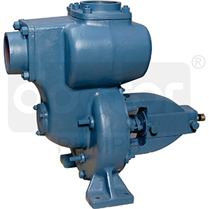 Self-Priming Mud Pump