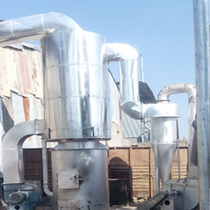 Wood /coal fired Hot Air Generator
