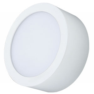 ROUND BACK PANEL SURFACE LIGHTS 12W