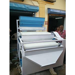 High Intensity Roller Type Magnetic Separator