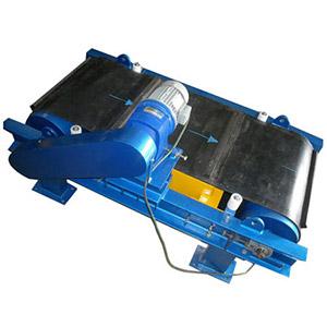 Overband / Cross Belt Magnetic Separator
