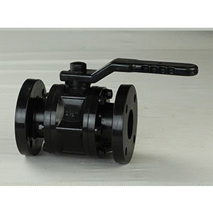 PP Ball Valve (Flange End)