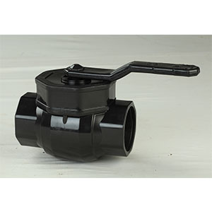 PP Ball Valve (Threaded)