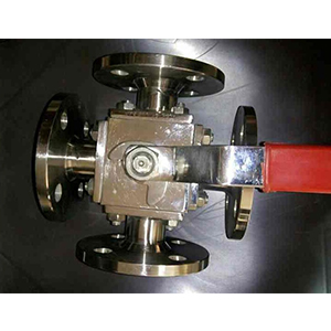 SS 304 4way Valves