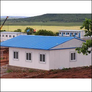 Profiled Roofing Sheets