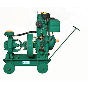 GF 2B Pump set