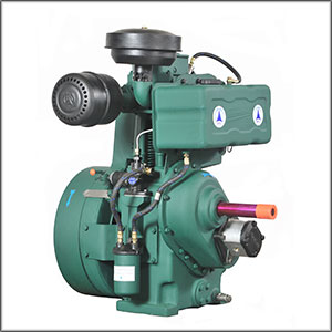 GFA 5BD WITH HYDRAULIC PUMP
