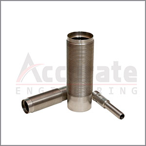 Hydraulic and Pipe Fitting Components