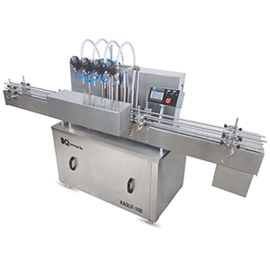 Automatic Servo Drive Liquid Filling Machine