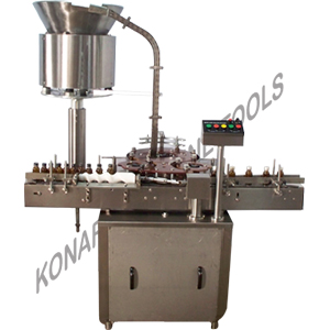 AUTOMATIC HIGH SPEED DOSING CUP PLACEMENT MACHINE