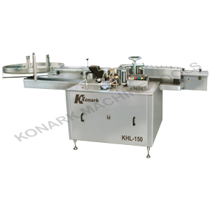 AUTOMATIC HIGH SPEED GUM LABELLING MACHINE