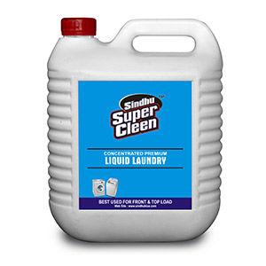 Concentrated Liquid Laundry Detergent