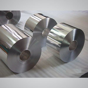 Pharmaceutical Foil (as rolled)