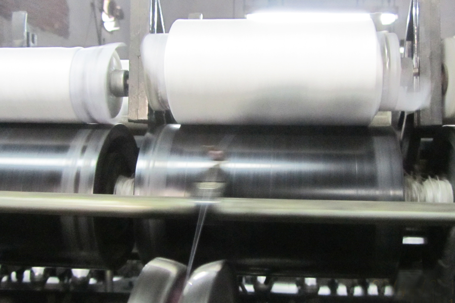 Spinning Line